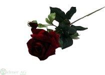 Rose x 2 D13/L80 cm
