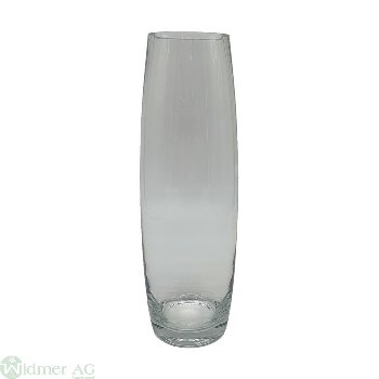 Glasvase D7.5H30 cm