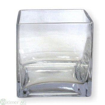 Glas 15x15H15 cm
