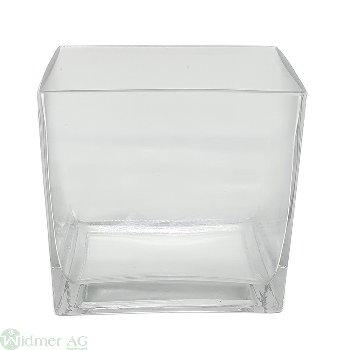 Glasschale, LB15x10H15 cm