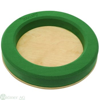 Urnenteller, D37 cm mit Holzboden