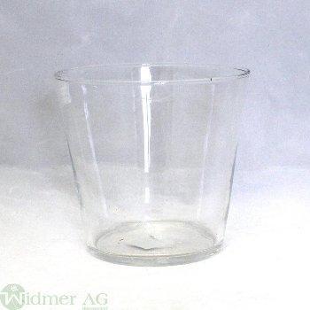 Glas D16H14.5 cm