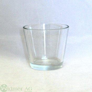 Glas D14H13 cm