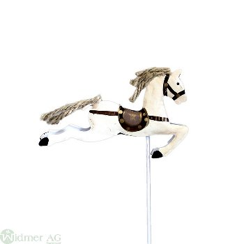 Pferd-Stecker, 13x7 cm