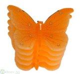 Schmetterl.-Kerze 5.5cm, 2/Box