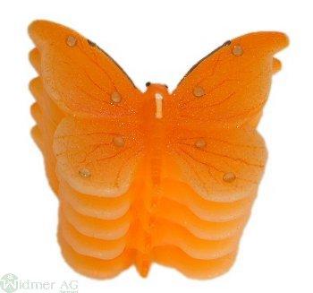 Schmetterl.-Kerze D8.5/H8 cm
