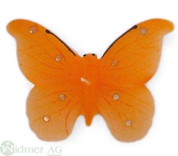 Schmetterl.-Kerze D6cm, 3/Bx