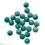 Perlen rund, D8mm, 130g/Bx