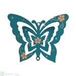 Schmetterling zH, D8.5 cm