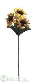 Sonnenblumenpick x3, 19 cm