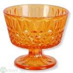 Glas-Cup, D11H9.5 cm