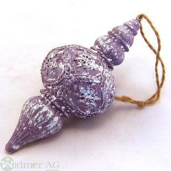 Dekor-Ornament zH. D5L12 cm
