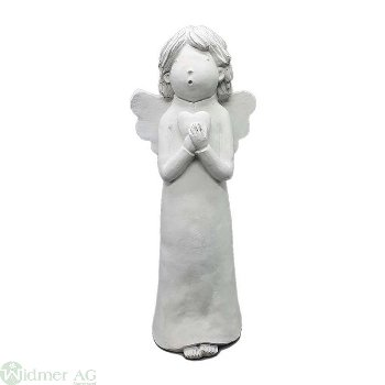 Engel stehend, H36.5 cm