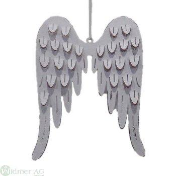 Engelflügel, 18.5x15 cm