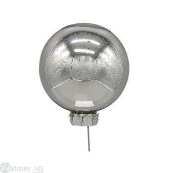 Glaskugel 60 mm mit Stiel