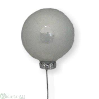 Glaskugel 70 mm mit Stiel