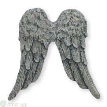 Flügel, 10x10x1.5 cm