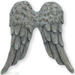 Flügel, 15x14x2 cm