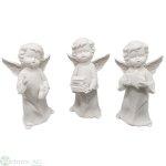 Engel stehend S/3, H12.3 cm