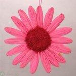 Blume auf St., D10cm