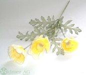 Mohn-Blume 3 Bl. 45 cm