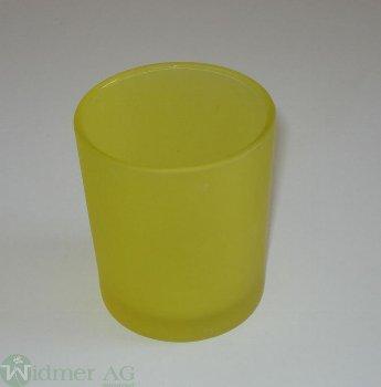 Glas D5,5H6,5 cm