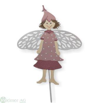 Engel auf Stab, 37x9.5 cm